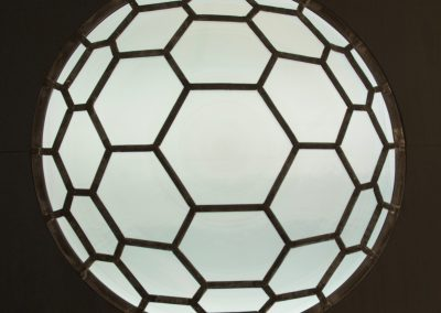 L'hexagone de verre